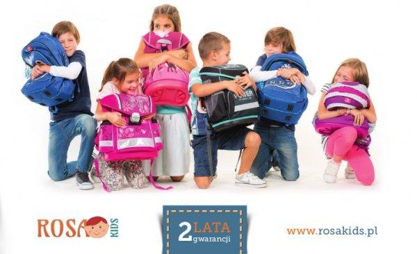 Plecak dla młodego ucznia