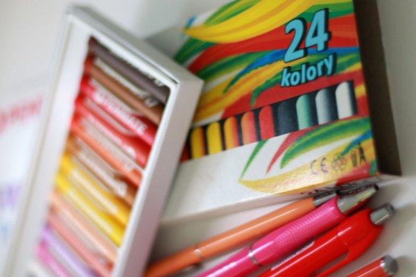 Pastele olejne Penmate 24 kolory