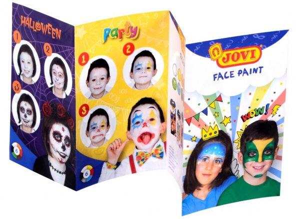Kredki do malowania twarzy JOVI
