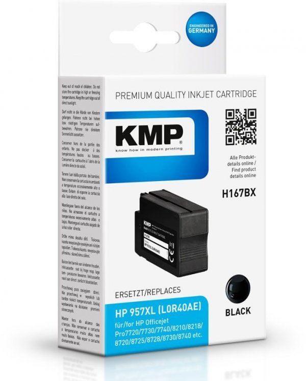 Wkłady KMP do HP