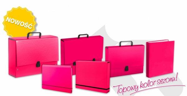 Różowa kolekcja Tadeo Trading
