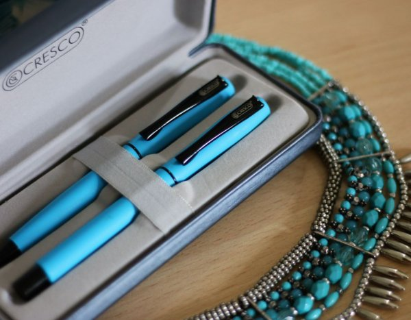 Pióro + Długopis COMET